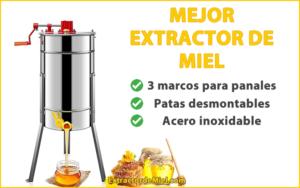 mejor extractor de miel